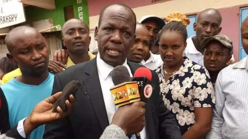 Juja MP opens up on brain cancer, claims Kenyans seeking treatment in India sleep on the street