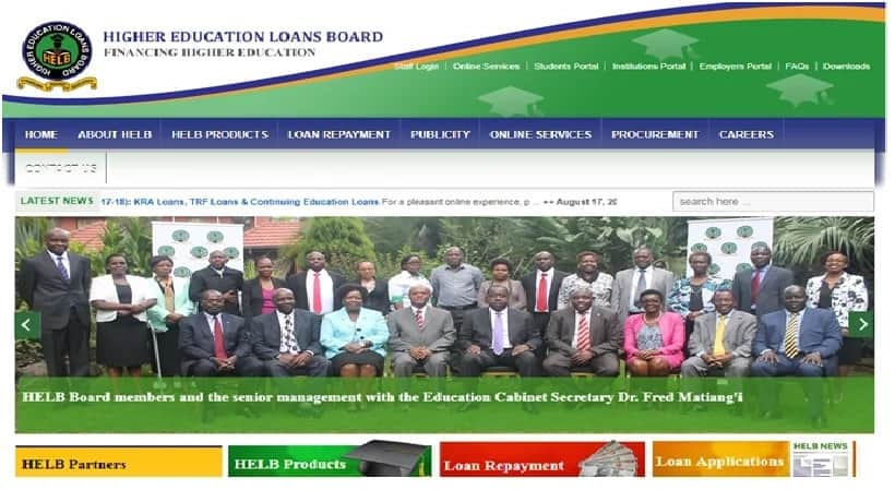 How to get helb clearance certificate