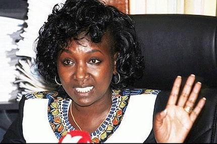 Tabia ya vinara wa vyama kuteuwa 'girlfriends' ni lazima kukomeshwa - Gladys Boss Shollei