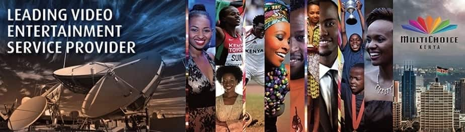 twitter handle dstv Kenya dstv Kenya facebook page dstv Kenya offices