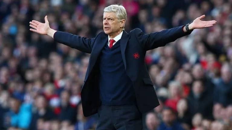I am not walking away from my job - Defiant Arsene Wenger talks tough