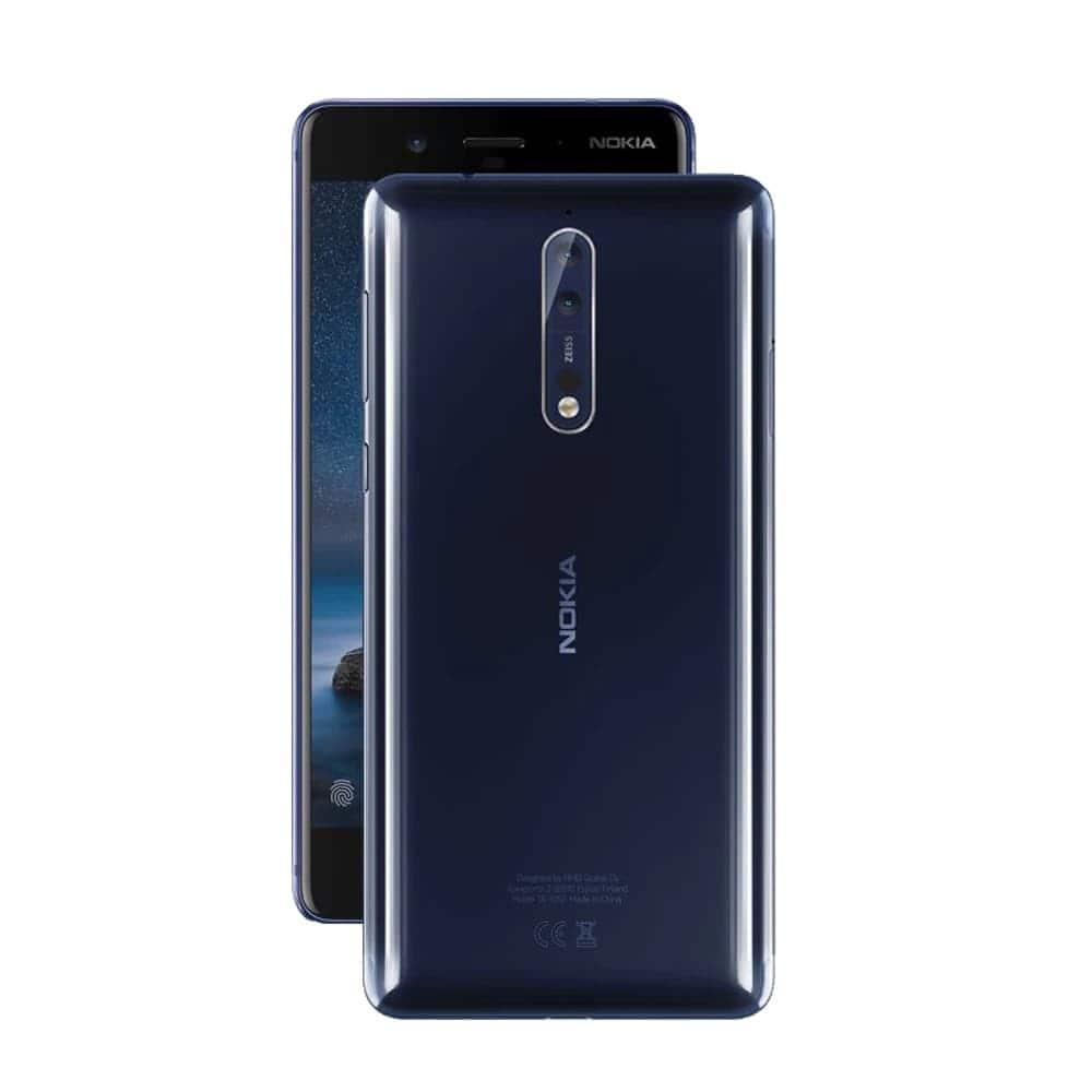 Nokia 8 specs, Nokia 8 review, Nokia 8 specifications