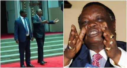 Atwoli asks NASA supporters to support reconciliation deal between Raila and Uhuru