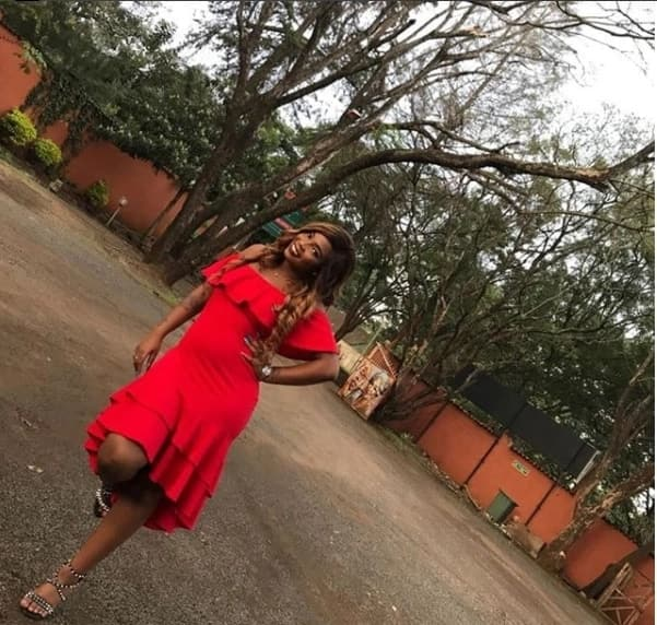 Nairobi Diaries actress Pendo dismisses claims she slept with colleague's boyfriend and TUKO.co.ke has the details