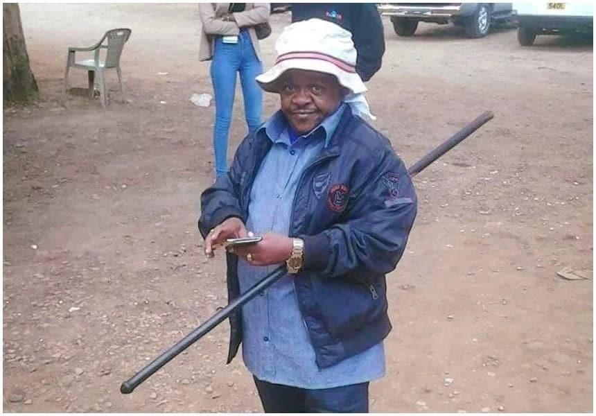 Inspector mwala dies Inspector mwala dead Is inspector mwala dead