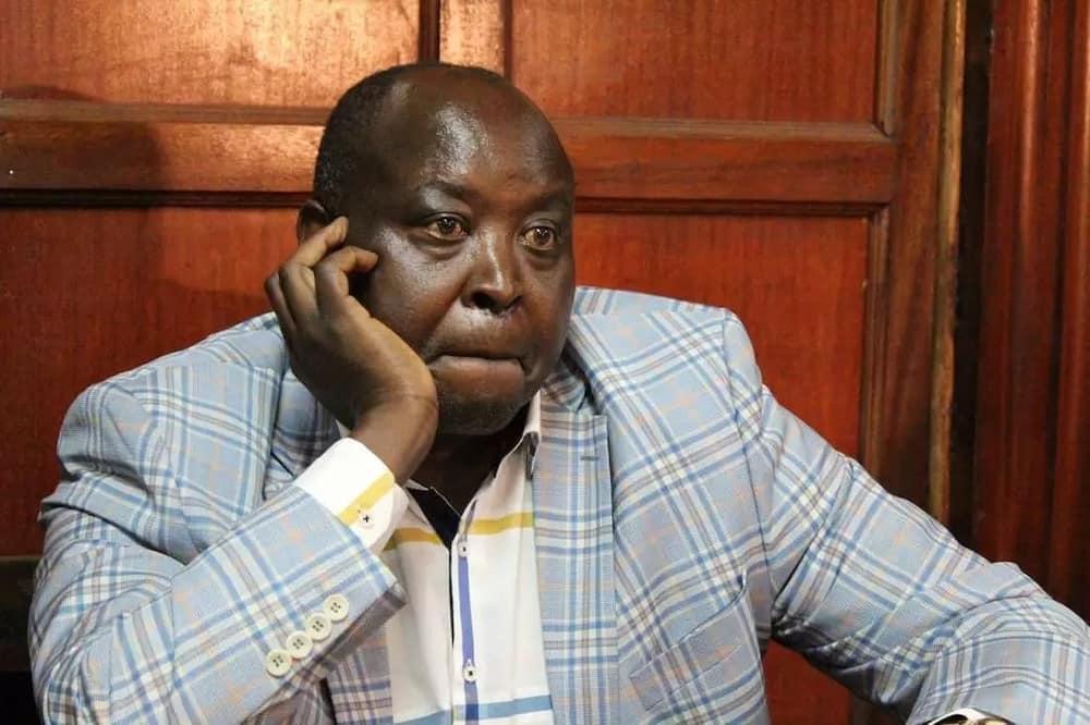 Bubu Bungeni: Ripoti yasema Oscar Sudi hajaongea bungeni tangu 2017