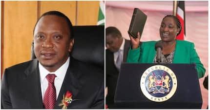 Rais Uhuru amfuta kazi Katibu Mkuu Lilian Omollo kufuatia kashfa ya ufisadi NYS