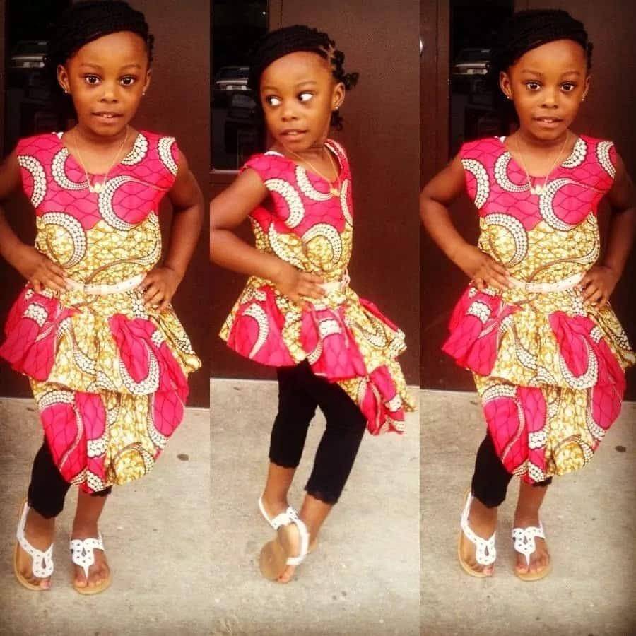 African Clothes Designs Ghana   Latest African Wear For Kids Tuko Co Ke