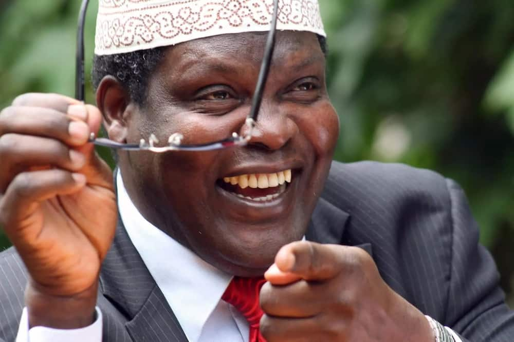 Miguna paints picture of cowardly Mudavadi, claims ANC leader opposed swearing-in