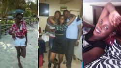 Picha za mwanamke, 21, anayedai kuhadaiwa na mkosoaji mkubwa wa naibu rais, William RUTO