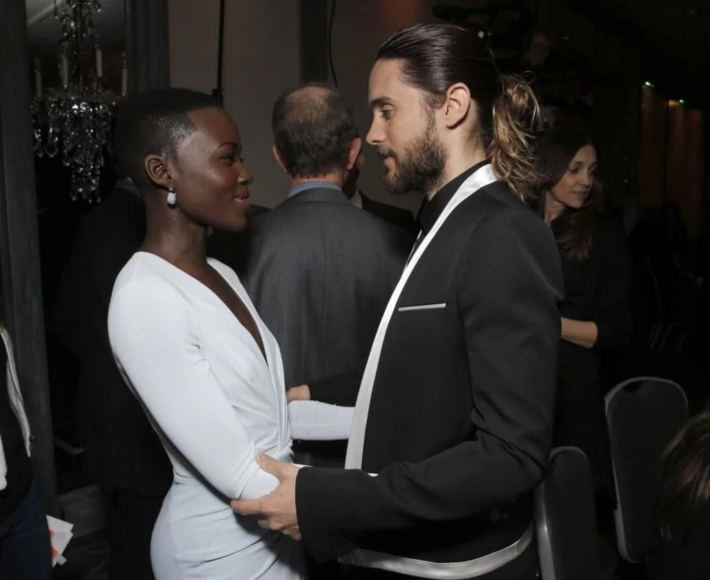 Image result for lupita nyong'o boyfriend now