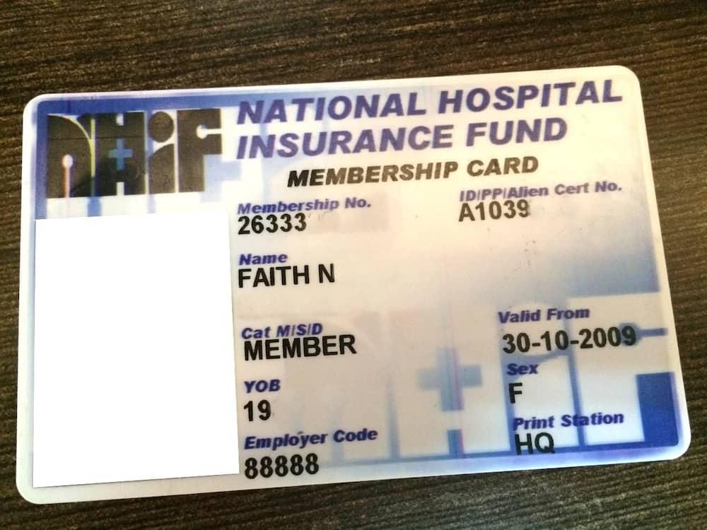 NHIF Number: Retrieving Your Membership Number
