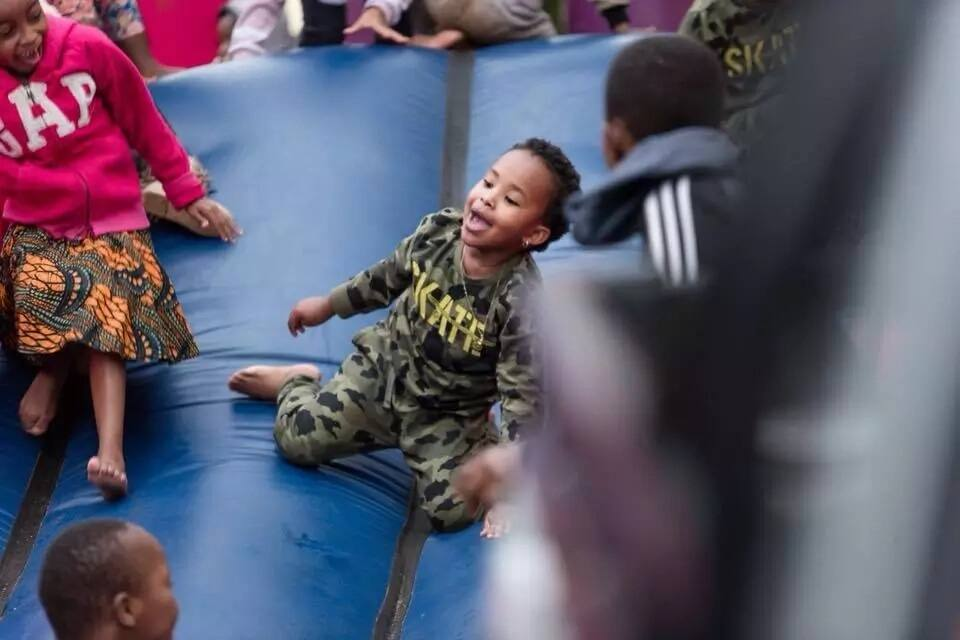Starehe MP Jaguar celebrates birthday of adorable young daughter