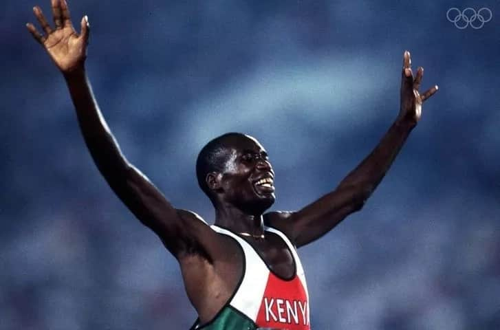 The men behind Kenya's domination of the steeplechase