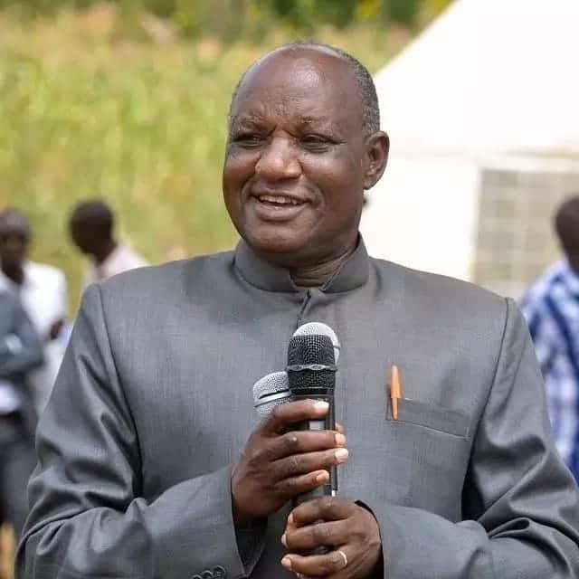 Tharaka Nthi deputy governor survives road accident, links it to political enemies