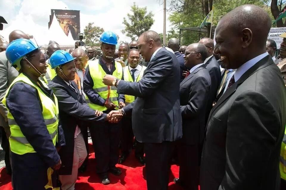 Rais Uhuru Kenyatta atoa onyo kali kwa Sonko na Waziri wa Uchukuzi Macharia