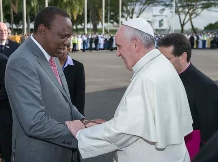 Papa Francis atoa sala maalum kwa Kenya siku mbili kabla ya marudio ya uchaguzi wa urais