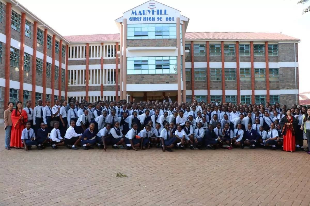Top National secondary schools in Kenya 2018