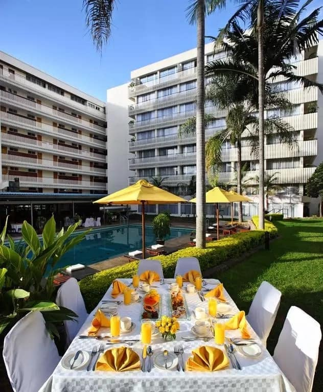 Good hotels in Nairobi