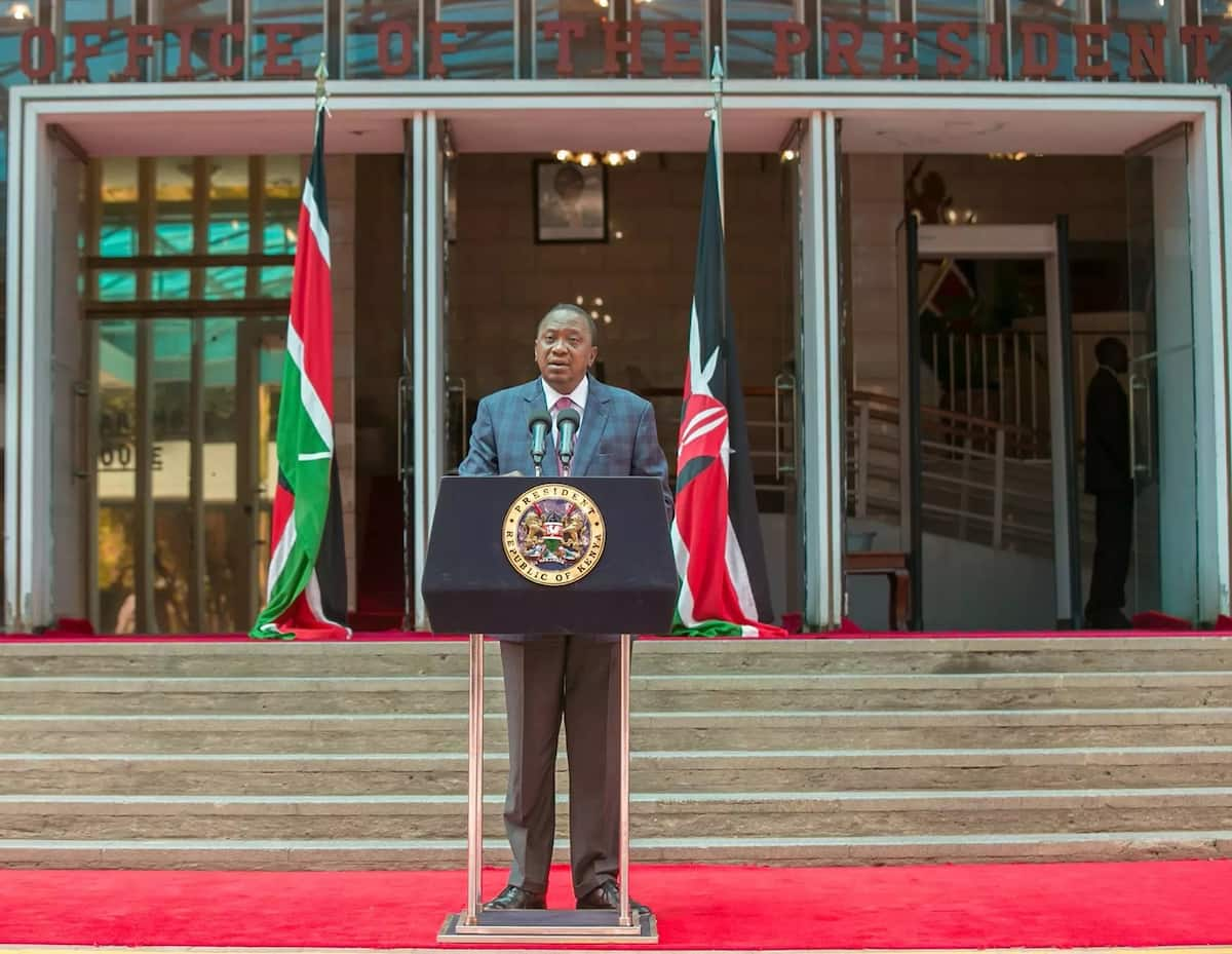 40 countries have so far congratulated Uhuru Kenyatta on his Supreme Court win - State House