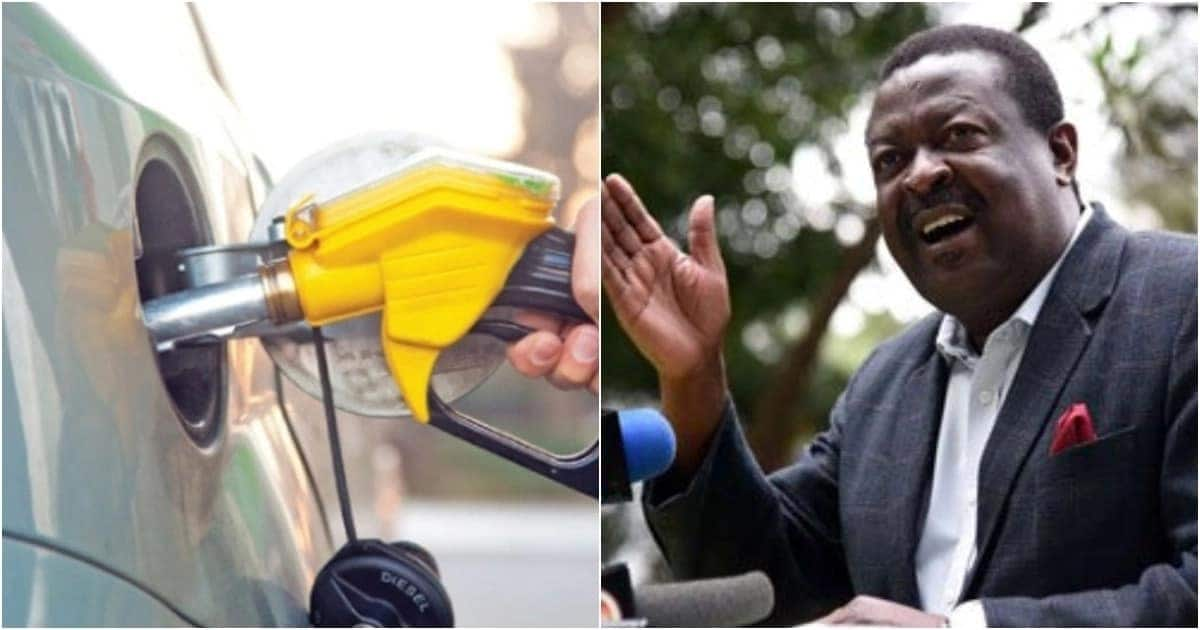 Uhuru anawaelekezea Wakenya hasira zake - Mudavadi