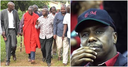 Ruto scores big against rival Gideon Moi as key KANU leader in Baringo joins Jubilee
