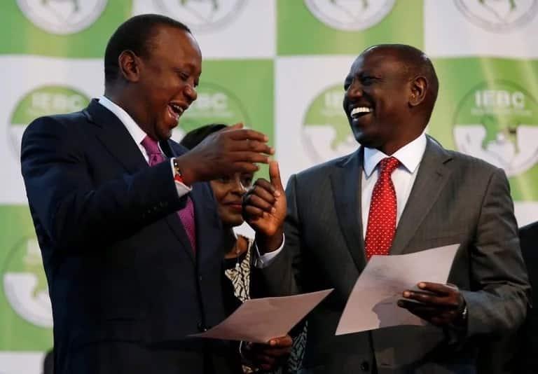 IEBC declared Uhuru winner yet he had lost to Raila - NASA