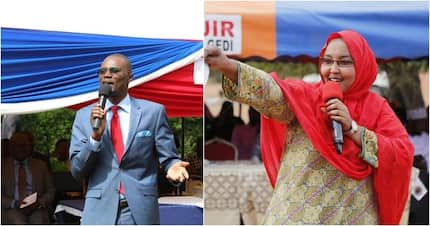 Two MPs confront each other over bribery claims