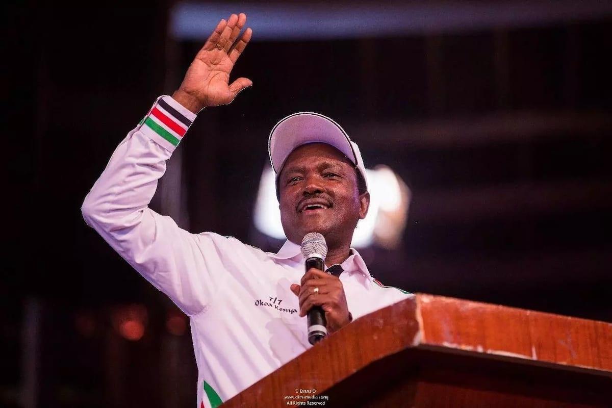 Mudavadi, Kalonzo, Wetang'ula silence proof they were Raila's 3 little totos - Ahmednasir