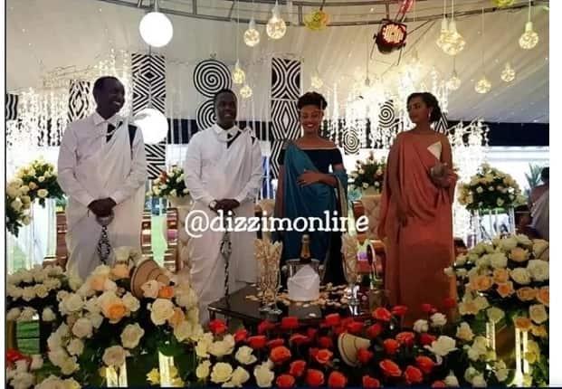 Hatimaye mwanamuziki Mtanzania AY afunga ndoa kwenye harusi ya pili