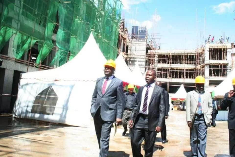 Nairobi's multi-million apartments said to be on riparian land were approved by govt agencies, documents show