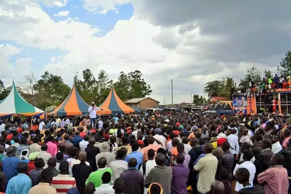 Raila asema ODM kitavua kofia ya zamani ya uteuzi na kuvaa mpya