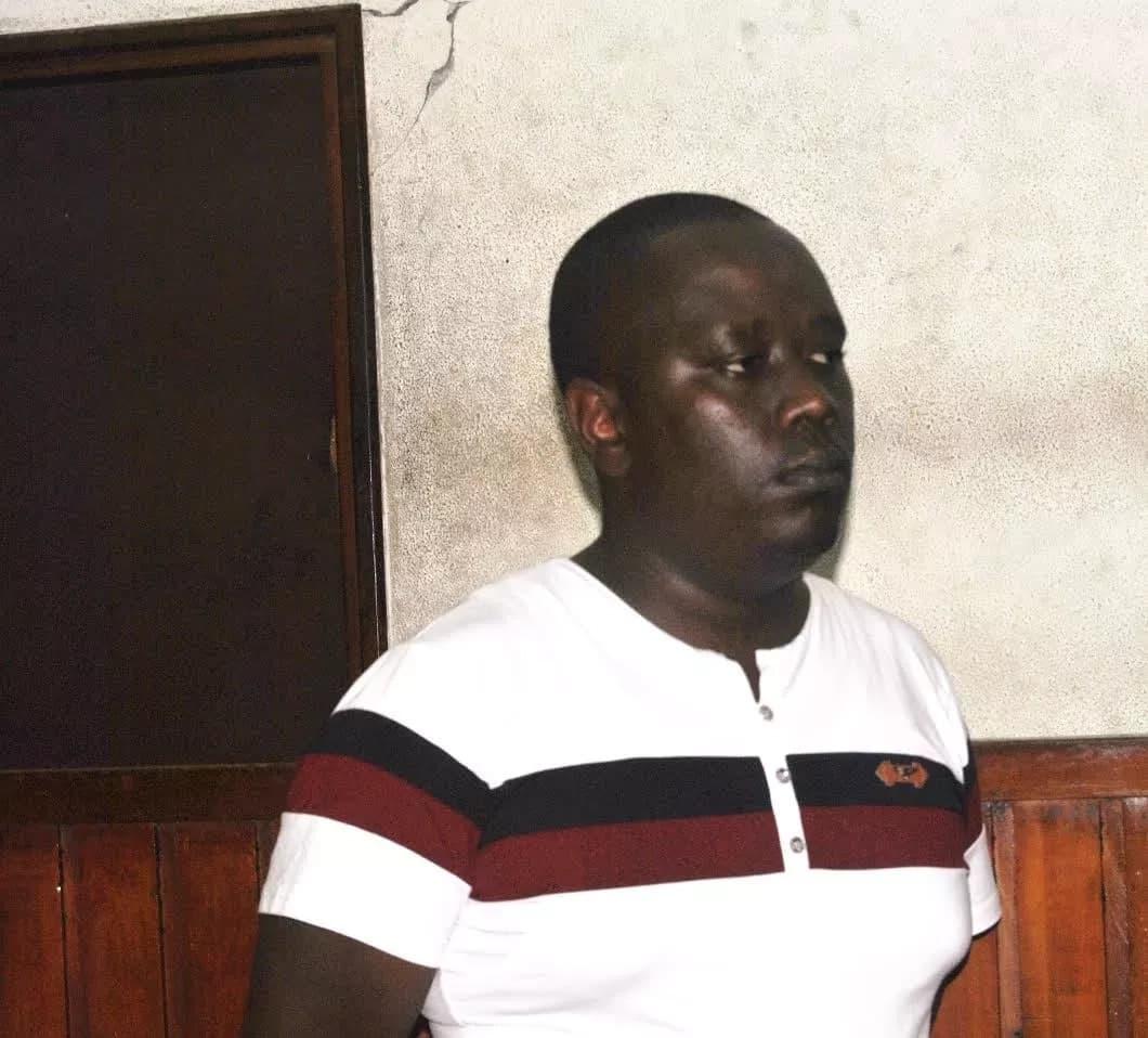 Daniel Mugo Ndirangu, a teacher at Intel College in Nairobi Spring Valley along General Mathenge Road in Mombasa