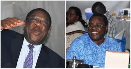 I don't regret voting for Ken Lusaka as Senate Speaker - Amos Wako