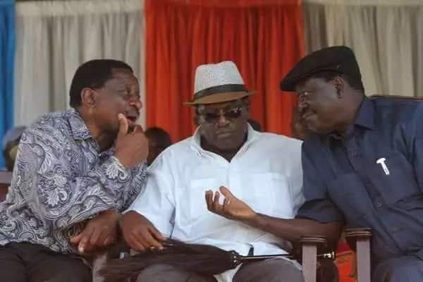 Seneta Orengo asema ana hofu kuhusu mashauriano kati ya Raila na Uhuru