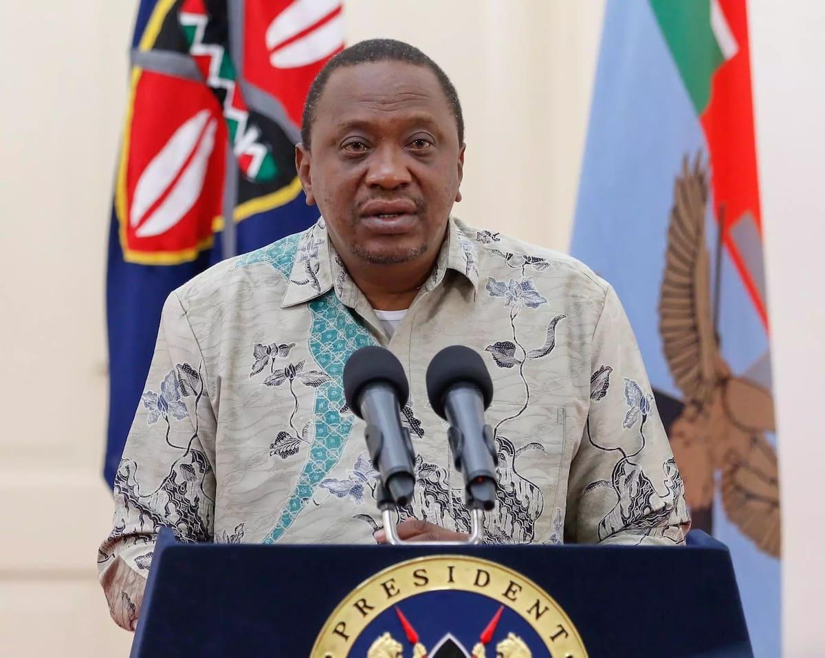 Uhuru amfanya mwanawe seneta wa Garissa kuwa Mkurugenzi wa Mashtaka ya Umma