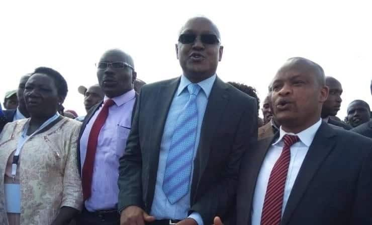 Bomet governor ready to meet county leaders who angrily walked out of Uhuru's meeting