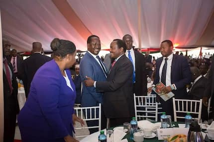 I offer my apology and forgive Uhuru Kenyatta - Kalonzo Musyoka
