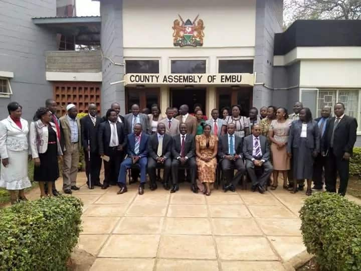 Embu county to pay gym subscription for overweight 33 MCAs