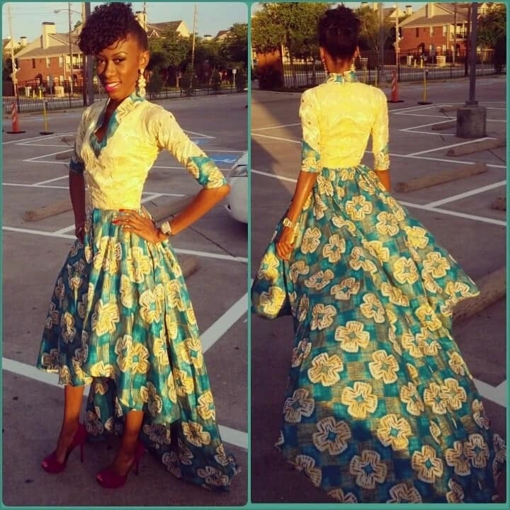 african print high low skirts, african print skirts, african print skirts kenya