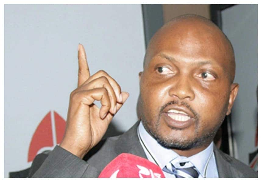 Moses Kuria cancels press conference intended to announce his resignation as MP for fear of his life