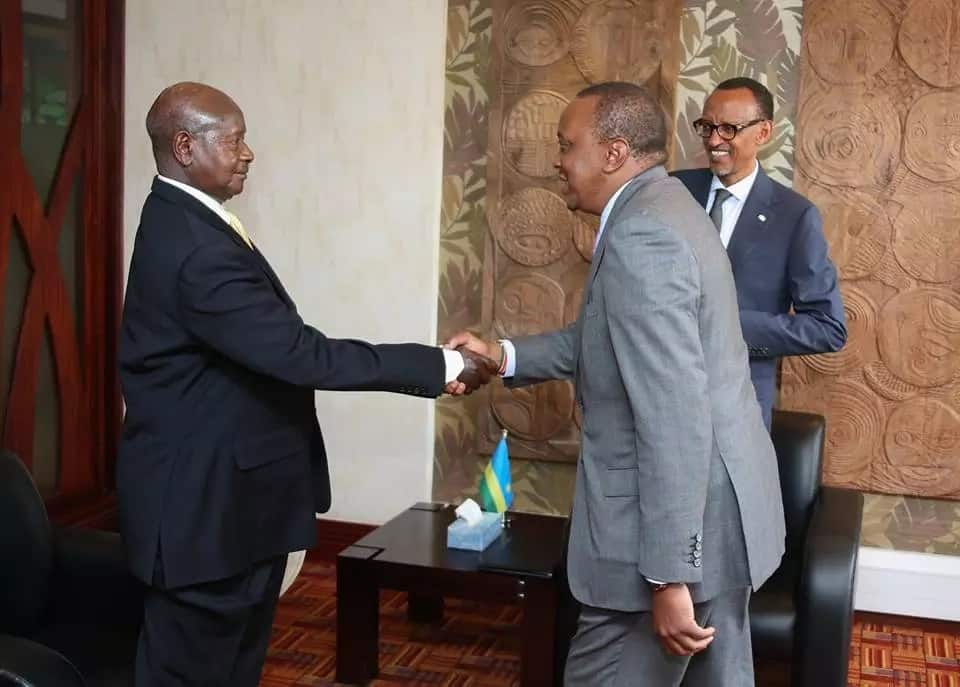 I have been contributing to the growth of Kenya - Museveni