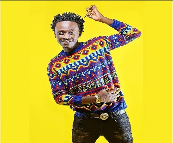 Gospel singer Bahati arrested and freed for conning man KSh 200,000