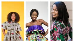 Fashionable African dresses for girls