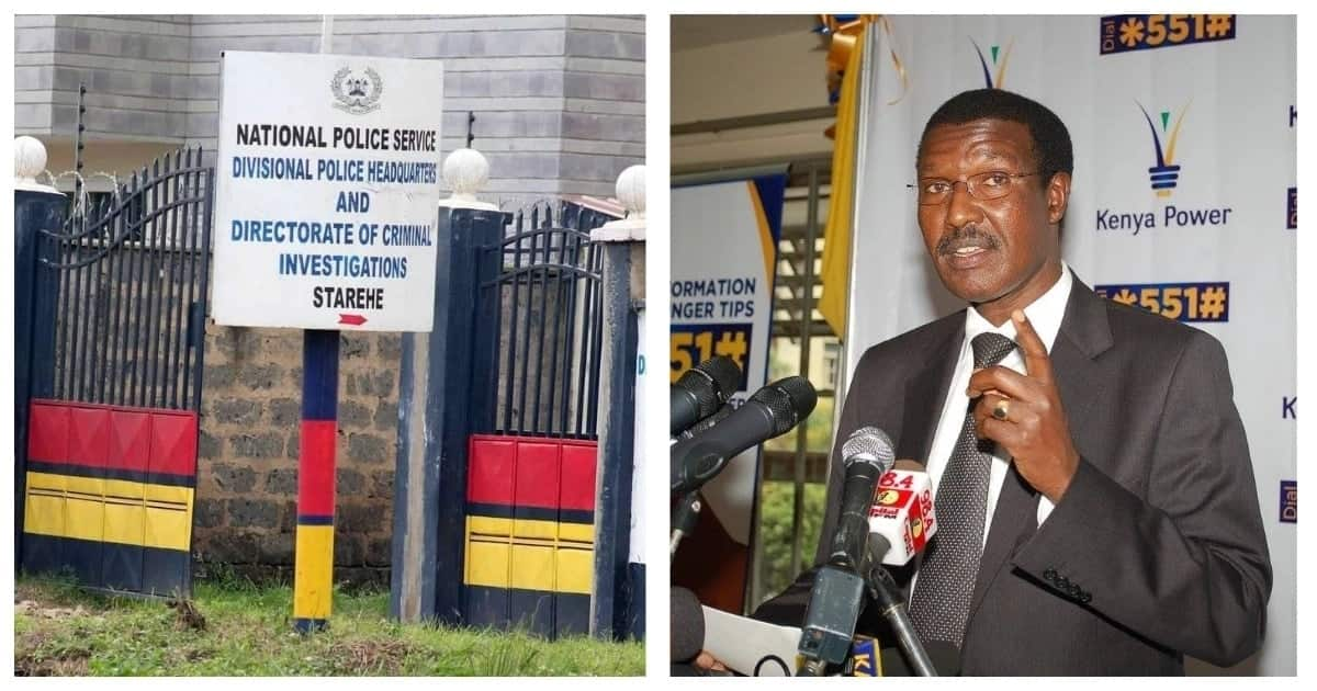 Former Kenya Kenya Power CEO Ben Chumo facing corruption charges says he is a role model