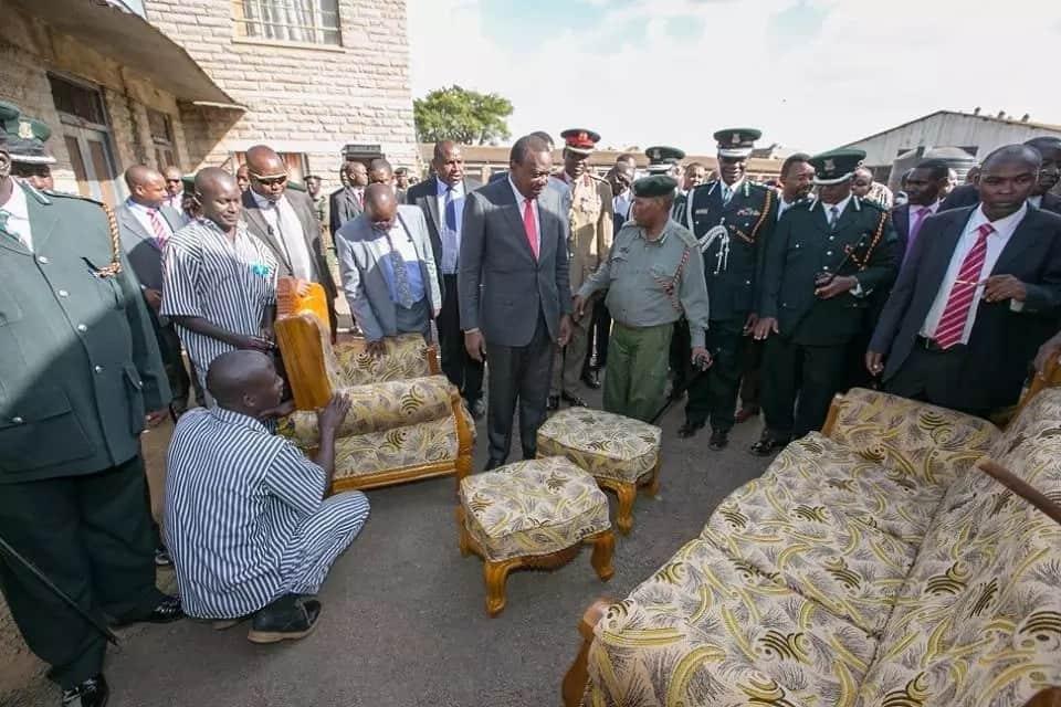 Msamaha wa rais Uhuru kufika karibuni huku wafungwa 2500 wakikaguliwa