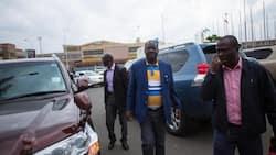 Raila leaves for US just hours after landing top AU job