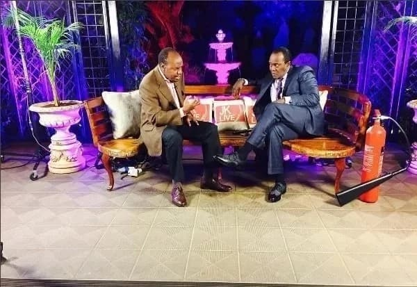 Jeff Koinange lands new TV station after being kicked out of KTN
