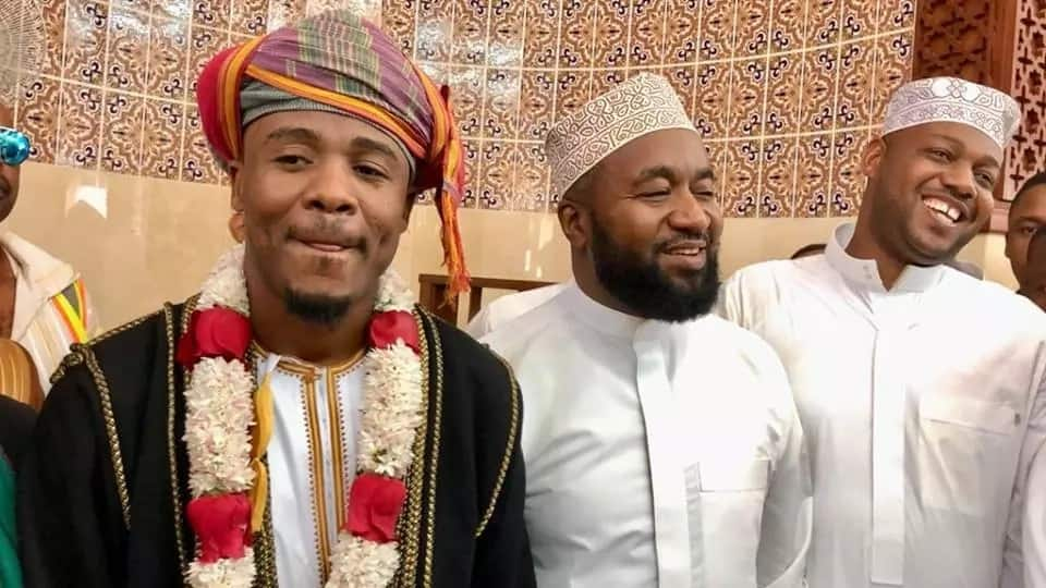 I decided to marry on my parent's anniversary - Ali Kiba opens up