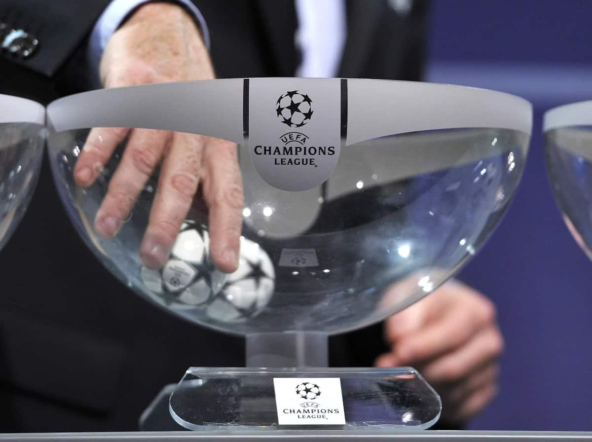 Breaking! Champions League quarter final draw finally revealed, Manchester City set to face Liverpool